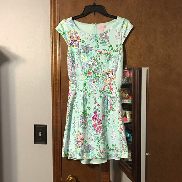 Lilly Pulitzer Dresses & Skirts - Lilly Pulitzer southern charm Brielle dress small